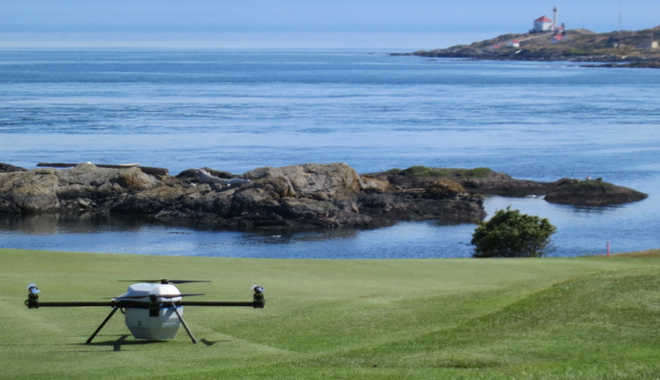 GreenSight Agronomics Launching 2nd Generation Turfgrass Drone Service